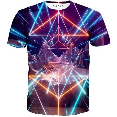 Futuristic T Shirt Designs   On Cue Apparel Futuristic Future T Shirt Amazon Com