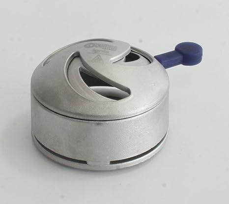 Gestor de Calor Oduman Ignis para Cachimba Shishas Hookah Fumar. Narguile Shishas (Gris): Amazon.es: Salud y cuidado personal