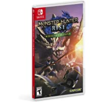 Monster Hunter Rise - Deluxe Edition - Special Edition - Nintendo Switch