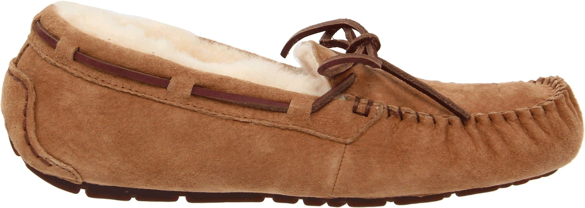 UGG Women's Dakota Moccasin, CHESTNUT, 8 B US by UGG (Image #3)