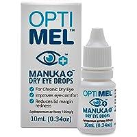 Optimel Manuka+ Dry Eye Drops 10ml, 0.025 grams