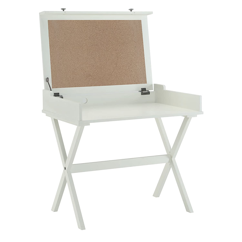 Amazon Carolina Chair and Table Kennedy Flip Top Cork Board