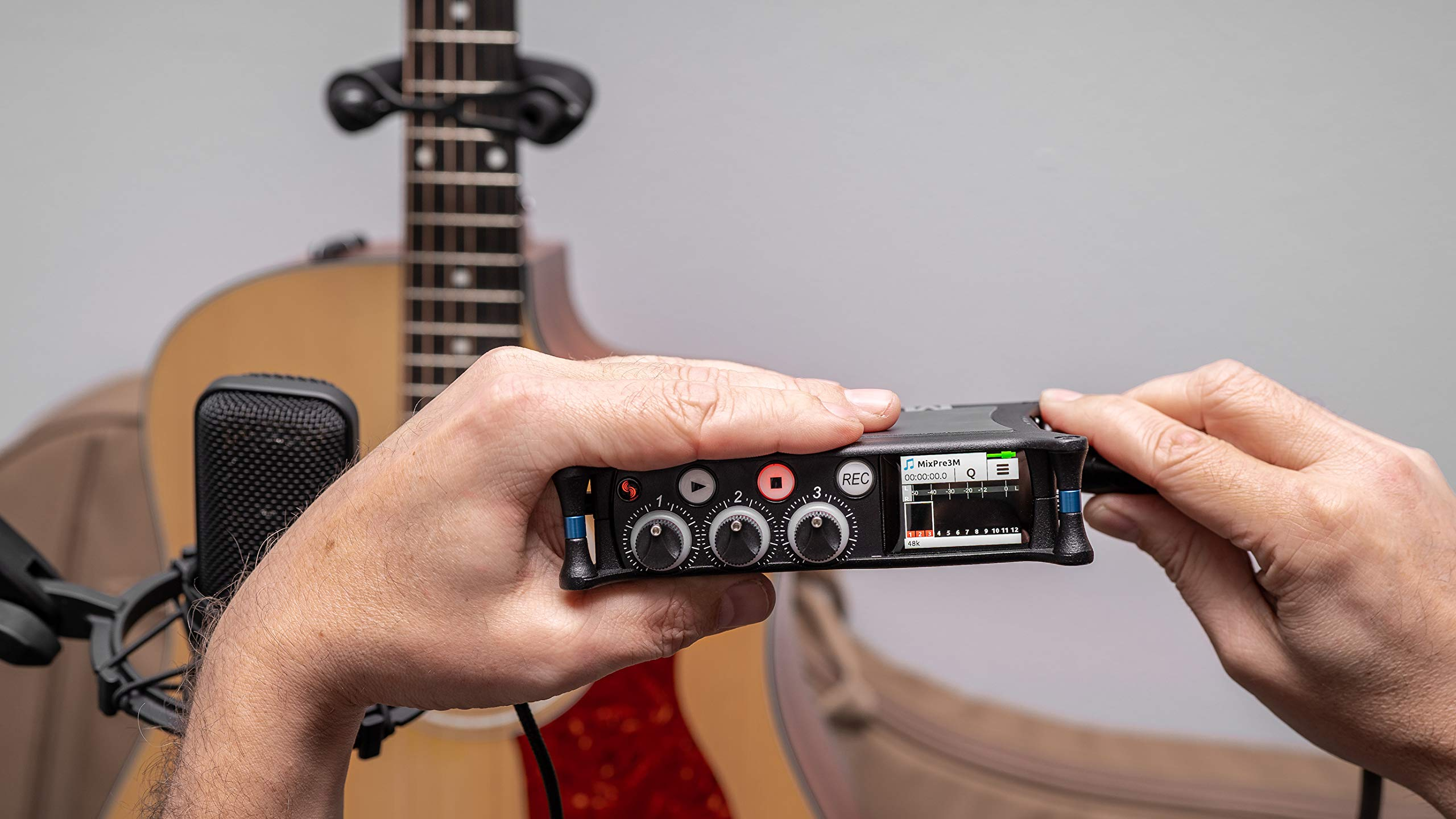 Sound Devices MixPre-3M for Musicians - Portable Multitrack Music Recorder and USB Interface by S (Image #1)