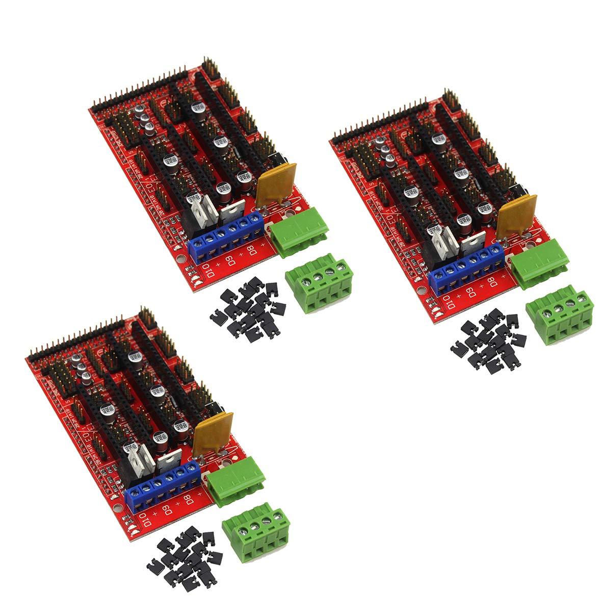 Yoochin 3pack/lot RAMPS 1.4 3D Printer Controller Panel Printer Control Mendel