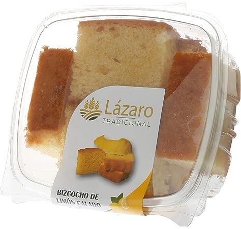 Lázaro Bizcocho de Limón Calado - 350 g: Amazon.es: Alimentación y bebidas