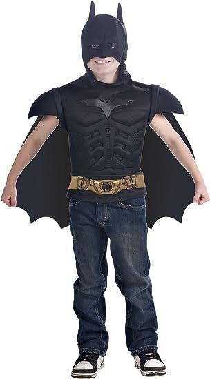 Batman - Disfraz para niño , talla 5 - 7 años (I-885100): Amazon ...