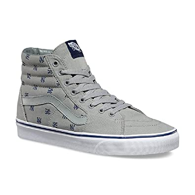 8662b36136 Image Unavailable. Image not available for. Color  Vans Unisex Sk8-Hi MLB Skate  Shoes-New ...