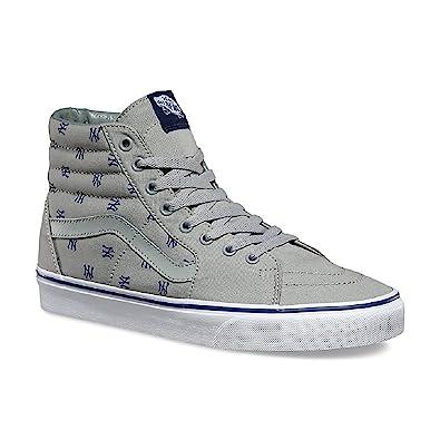 vans grey
