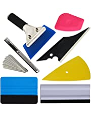 Ehdis New Arrival!! 7 PCS Vehicle Glass Protective Film Car Window Wrapping Tint Vinyl Installing Tool: Squeegees, Scrapers, Film Cutters by Ehdis