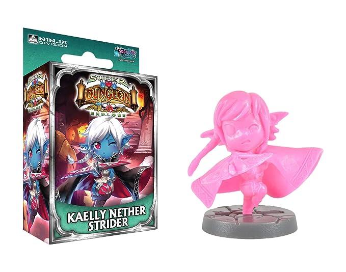 Super Dungeon Explore V2 Succubus Vandella Booster Soda Pop Miniatures