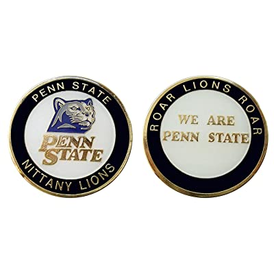 Penn State University Nittany Lions Challenge Coin: Toys & Games