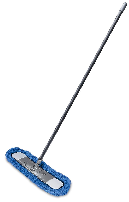 ADDIS Microfibre Flat Mop in Graphite 508870