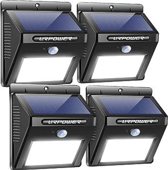 URPower Wireless Solar Lights