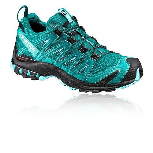 Salomon XA Pro 3D W, Zapatillas de Trail Running para Mujer: Amazon.es: Zapatos y complementos