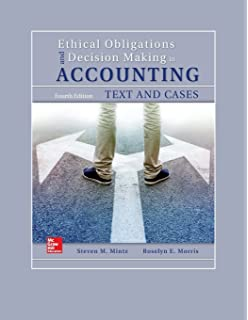 Payroll accounting 2017 with cengagenowv2 1 term printed access ethical obligations and decision making in accounting text and cases book only fandeluxe Image collections