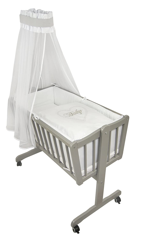tlg. Niuxen 426-522 Wiegen Set Baby 6