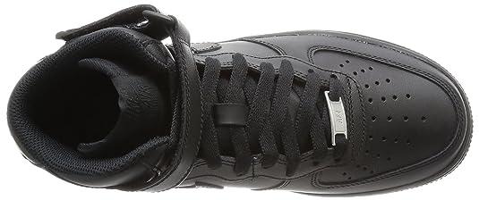 Force Nike Damen Wmns Air Sneaker 1 Le Mid '07 oexCdB