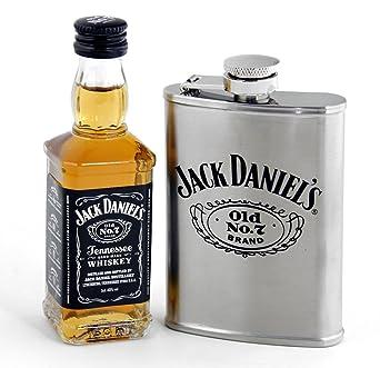 Jack Daniel's Flachman Set