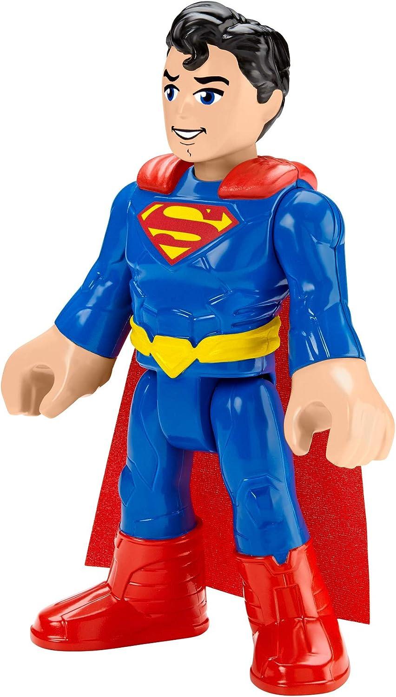 Imaginext DC Super Friends 10 Super-Man Fisher Price DCSF
