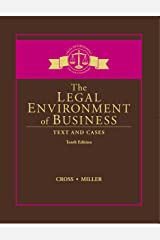 The Legal Environment of Business: Text and Cases Kindle Edition