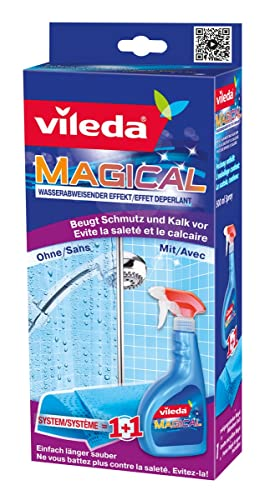 Vileda Vil128297 Bath Magic Mop Refill N Amazon Co Uk