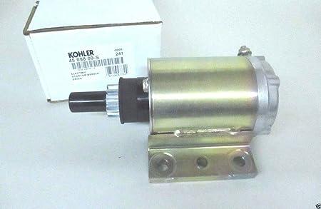 Genuine Kohler 45-098-10-S 12V Electric Starter 10 Teeth Fits K241 K321 OEM