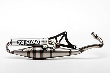 Marmitta YASUNI Scooter R alluminio