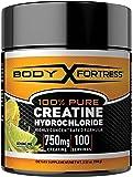 Body Fortress 100% Pure Creatine HCL, Lemon Lime, 100 Gram