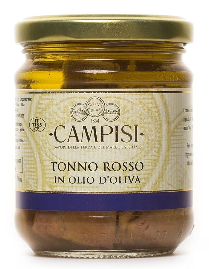 1 opinioni per TIPILIANO   Tonno rosso in olio di oliva   220 gr.