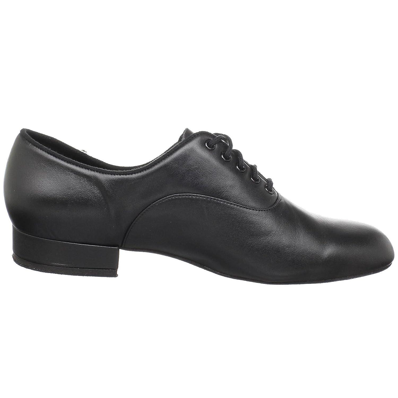 Bloch Dance Men's Xavier Ballroom Shoe B0041IXQGM 10.5 X(Medium) US Black