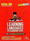 NIOS DELED-503 Learning Languages At Elementary Level