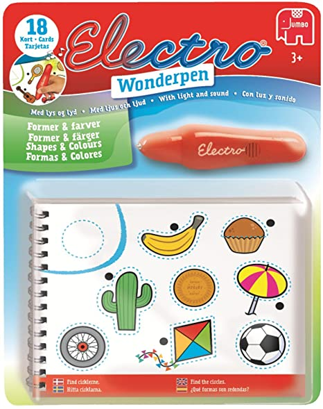 Electro Wonderpen Lidl Shapes D-S-E-E Preescolar Niño/niña - Juegos educativos, Preescolar, Niño