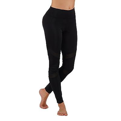 8e75a7b6e Pro Fit Woman`s Yoga Pants Print Body-Shaping Full Length Workout Leggings