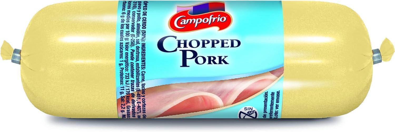 Campofrio - Chopped Pork Mini 380 g: Amazon.es: Alimentación ...