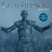 Game of Thrones 2019-2020 17-Month Wall Calendar