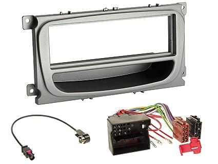 Baseline Connect - Juego de montaje de radio en Ford Focus, Mondeo y S-
