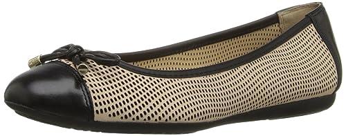 45da043a6914 Geox Women s D LOLA A Ballet Flats  Amazon.ca  Shoes   Handbags