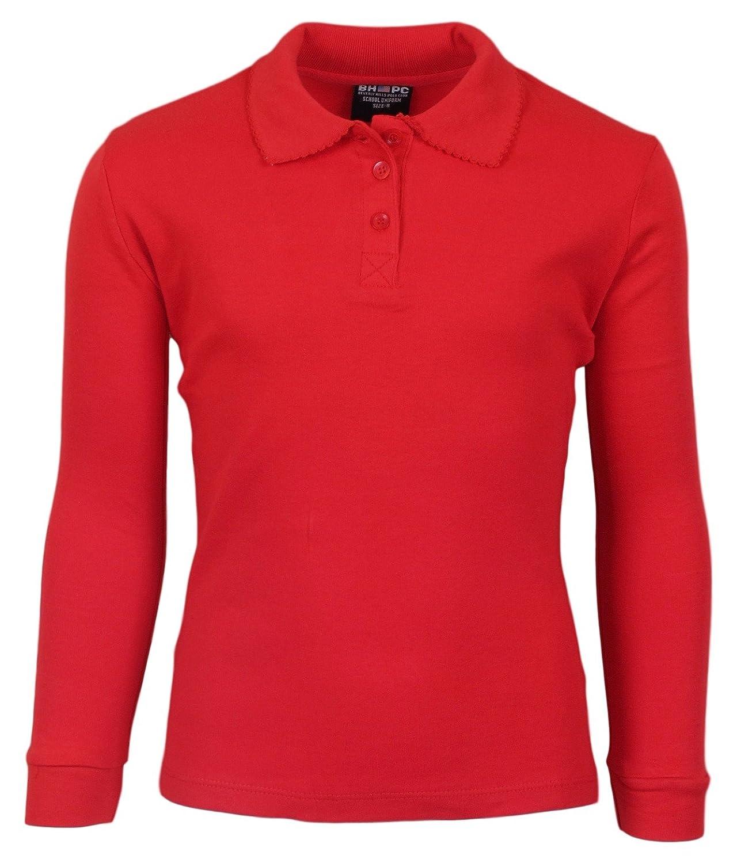 Amazon Beverly Hills Polo Club Uniform Polo Long Sleeve