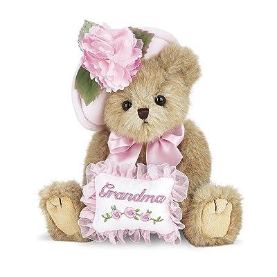"Bearington Greatest Grandma Plush Teddy Bear for Grandmother, 10"": Toys & Games"