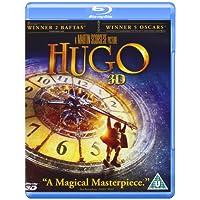 Hugo (Blu-ray 3D + Blu-ray) [Reino Unido] [Blu-ray]