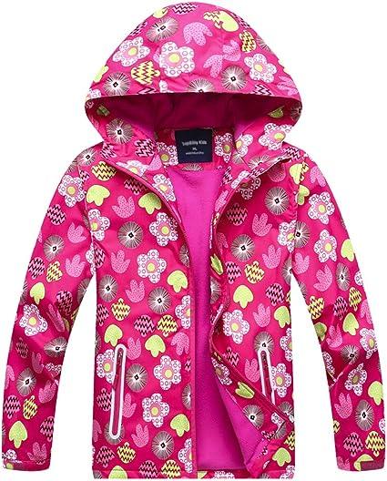 Girls Fleeces & Hoodies Outdoor Clothing | Winter Jacket On