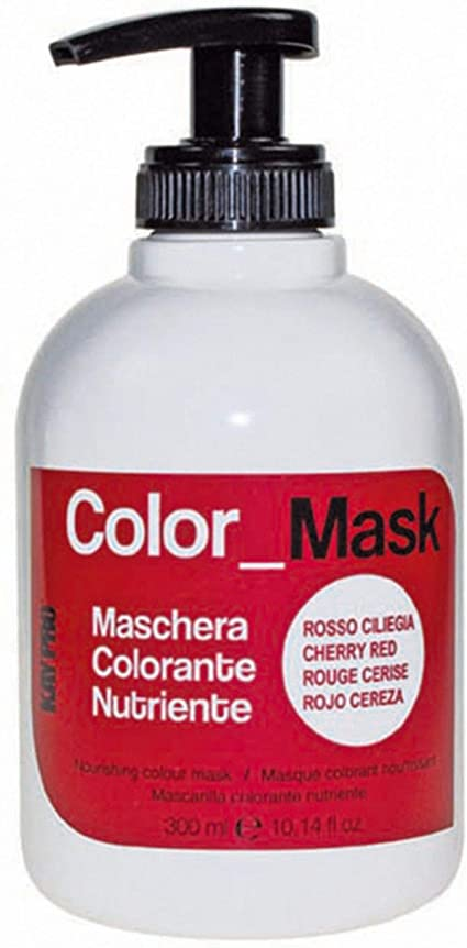 Mascarilla Color Rojo Cereza - Kay Pro: Amazon.es: Belleza