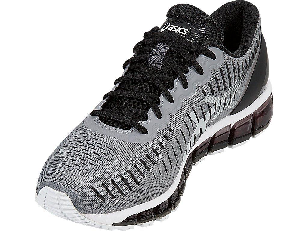 Frost Grey   High Rise   Black 9.5 US ASICS Women's Gel-Quantum 180 Running shoes