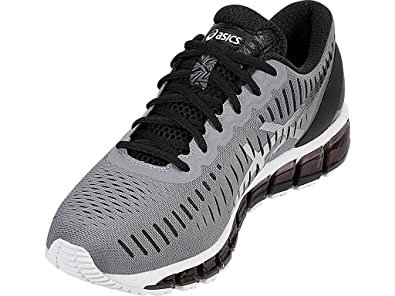 ASICS Mens Gel-Quantum 360 Running Shoes, Frost Grey/High Rise/Black