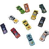 Fun Central AU028 Car Toys - Plastic Die Cast Race Cars - Assorted, 50ct
