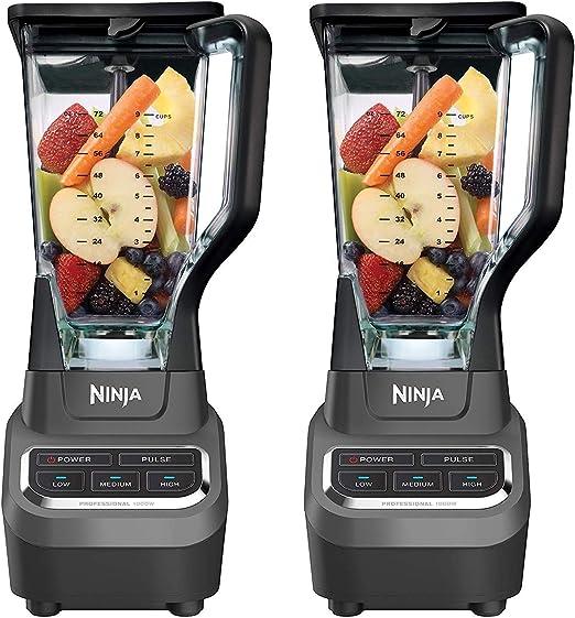 Amazon.com: Ninja Professional 72oz Countertop Blender with ...