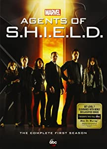 Marvel'S Agents Of S.H.I.E.L.D.: Comp First Season (5 Dvd) [Edizione: Stati Uniti] [USA]