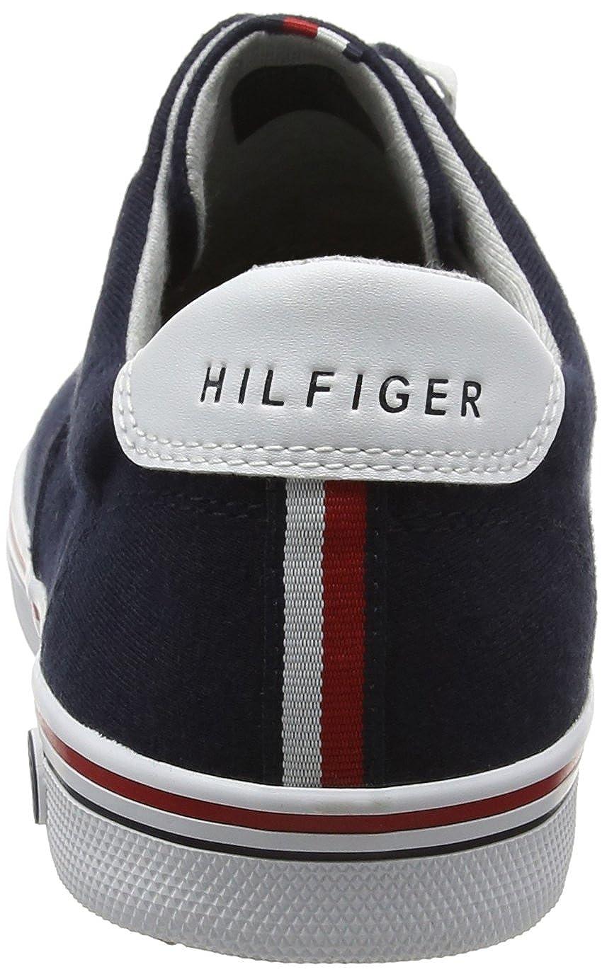 Tommy Hilfiger E1285liza 3d1, Sneaker Basses Femme