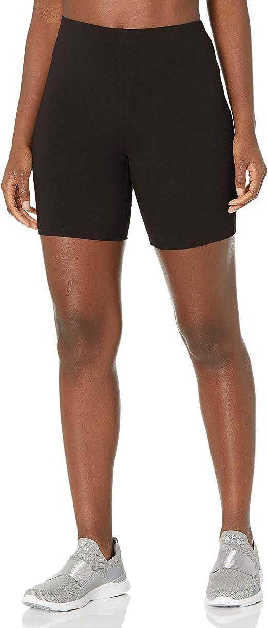 Hanes Women's Stretch Jersey Bike Short