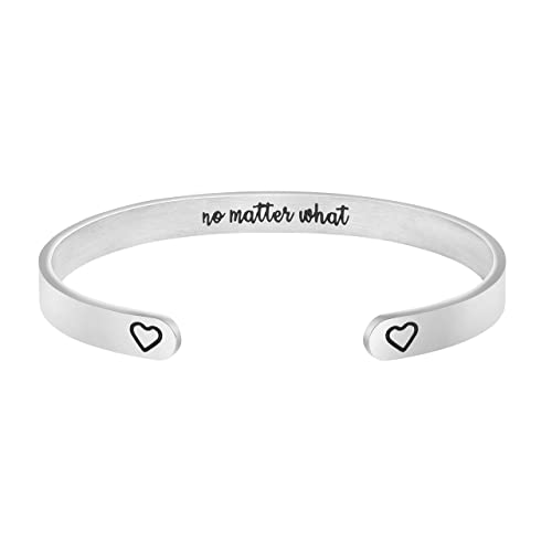 Long Distance Bracelet BFF Relatonship Jewelry Gifts For Her Hidden Message Birthday Women